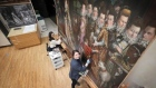 Behind the scenes at National Gallery conservation studio
