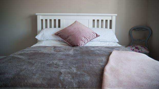 Bedroom in Dublin by Denise Smith. Photograph: Eoin Smith