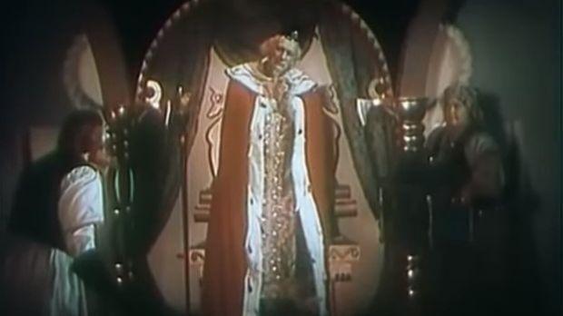 Скриншот из фильма Александра Роу 1941 года «Конюк Горбунук» (Public Domain, Wikimedia)