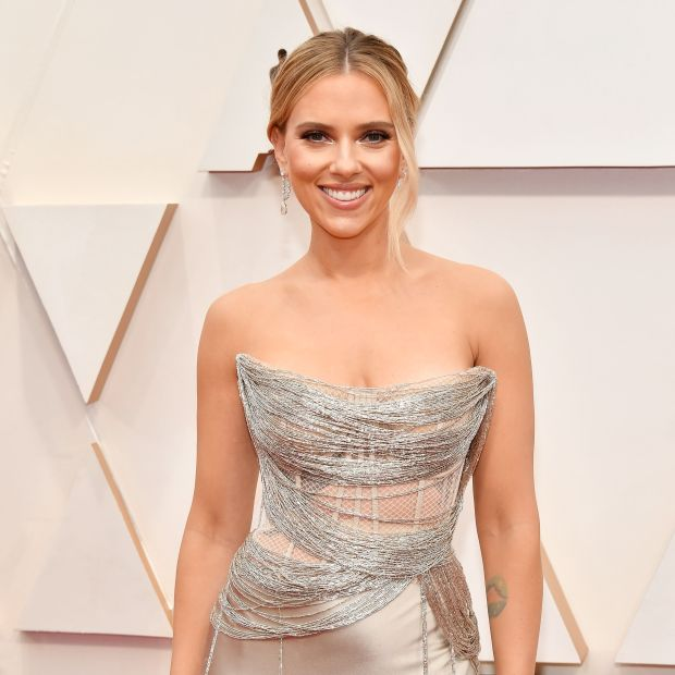 Scarlett Johansson: the actor has complained about 'facing sexist questions and remarks by certain HFPA members that bordered on sexual harassment'. Photograph: Amy Sussman/Getty