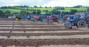 A programme of online activities including virtual content promoting exhibitors is planned for Ploughing Week this year between September 15th and 17th. Photograph: Eric Luke/The Irish Times