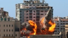 Israeli air strikes on Gaza mark deadliest attack yet