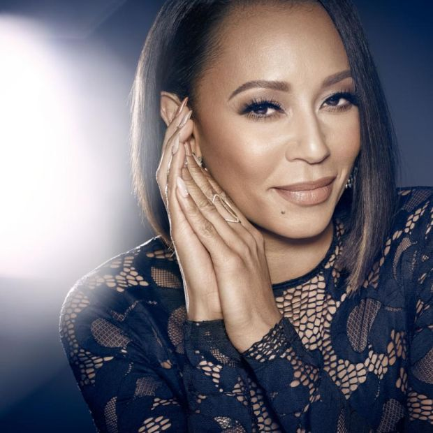 Mel B: 'Apart from hugging my kids and my family, anything else would make me feel traumatised.' Photograph: Art Streiber/NBCU PhotoBank/NBCUniversal/Getty