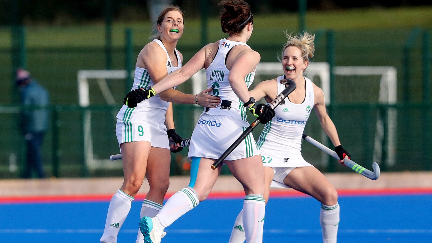 Irish women's hockey squad named for Euros in the Netherlands