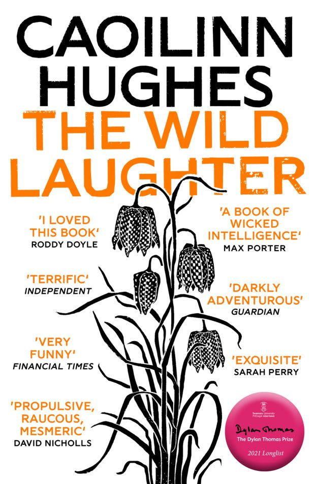 The Wild Laughter came out in paperback from Oneworld earlier this month