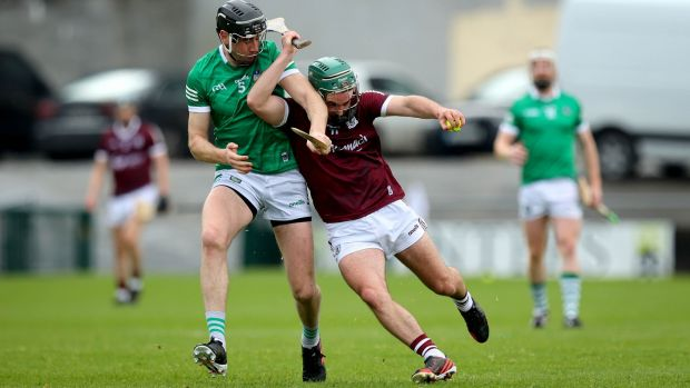 Diarmaid Byrnes scored 12 points in five championship games for Limerick last year. Photograph: Ryan Byrne/Inpho