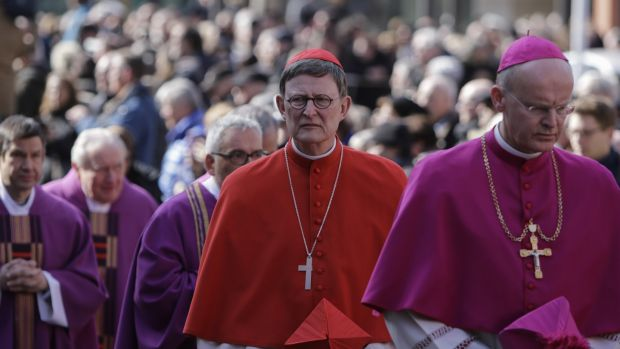 A parish in Düsseldorf has written to Cardinal Rainer Maria Woelki, Cologne's conservative archbishop, disinviting him as celebrant at their confirmation Mass next month