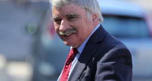 Willie O'Dea                   had a 0.91 per cent stake in the business, according                   to its website. Photograph: Nick Bradshaw