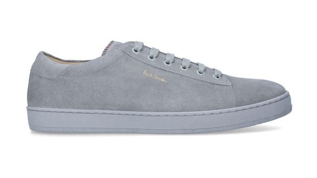 Trainers, €345, Paul Smith.