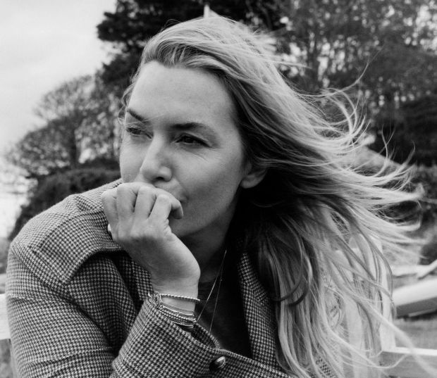 Kate Winslet photographed by Jamie Hawkesworth/New York Times