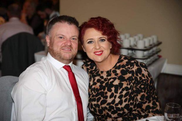 Ray McManus and his wife Amanda.