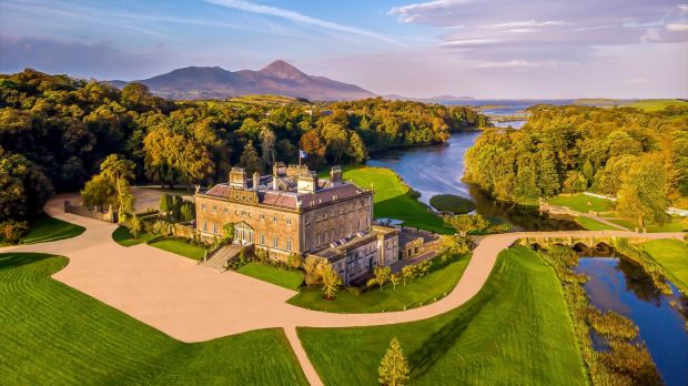 Westport House in Co Mayo is to receive €20.2m for a reimaging and rewilding project.
