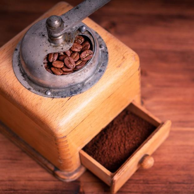 Let the shop do your grinding for you. Photograph: iStock