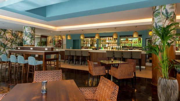 The new River Restaurant and Bar at the Limerick Strand Hotel.
