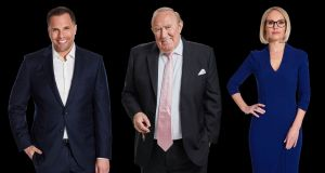 GB News: Dan Wootton, Andrew Neil and Michelle Dewberry