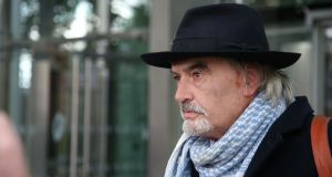 Ian Bailey:                   'I don't want sympathy, particularly, all I want is                   honest, truthful objectivity.' Photograph: Nick                   Bradshaw