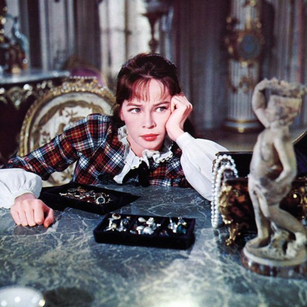 Caron as Gigi in the 1958 film of the same name: 'I thought musicals were futile and silly' Photograph: Silver Screen Collection/Getty