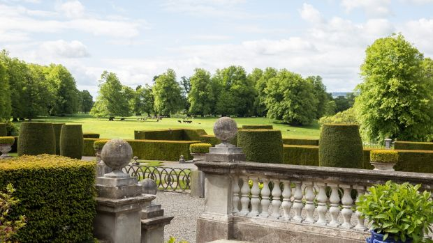 Abbey Leix: considered one of the finest 18th-century mansions in Ireland
