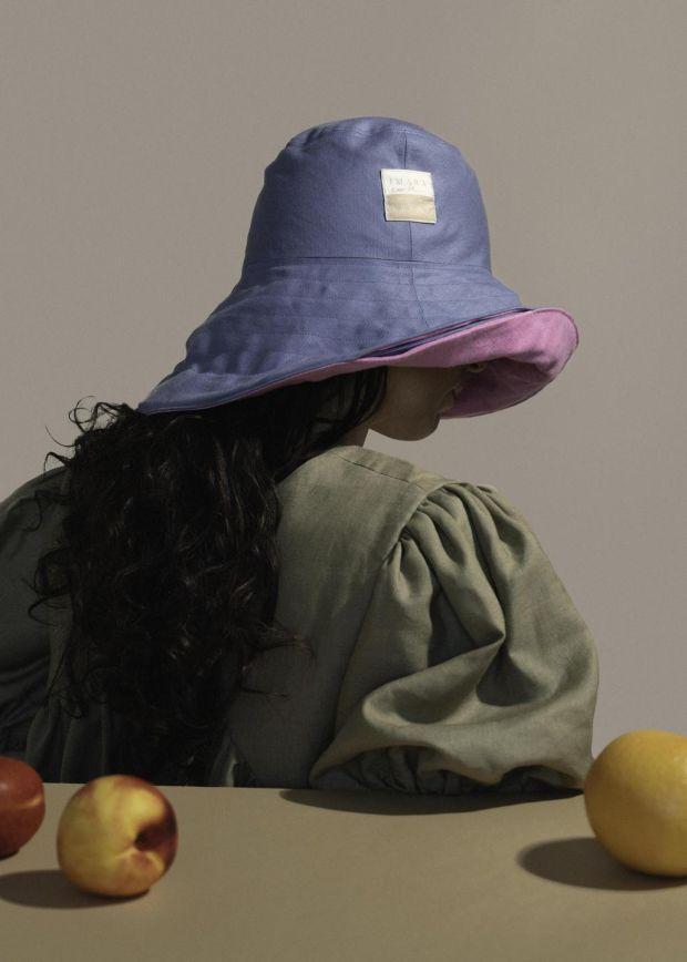 5.'Hag' hat-bag hybrid, from €69.50, Imara