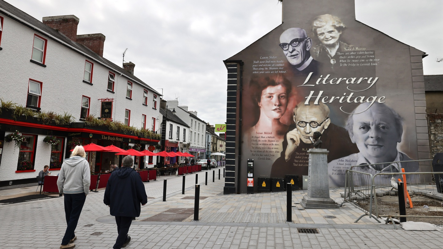36 hours in Carrick-on-Shannon: A tourist town with no one around