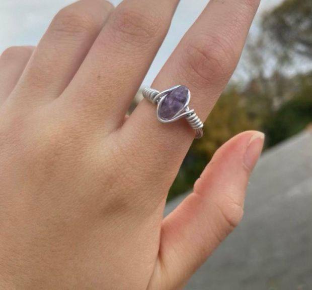 Layla Kenny's ring