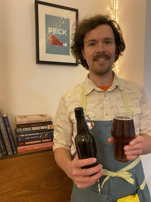 Rob Tobin's craft beer