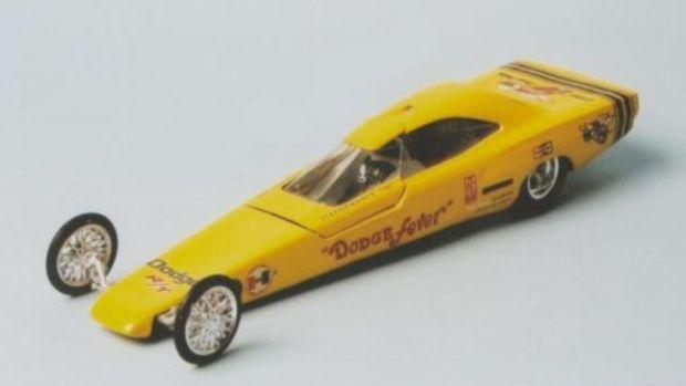 Jim Keeler's model car