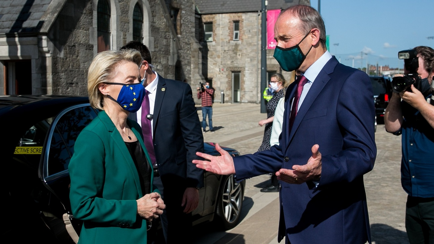 Northern Ireland Protocol is 'the Solution not the Problem', says EU Chief
