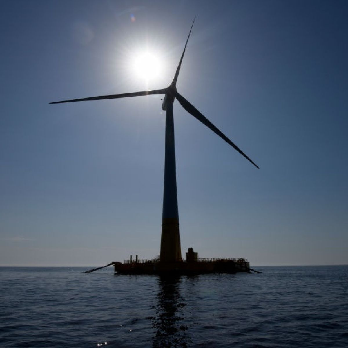 irishtimes.com - Kevin O'Sullivan - Floating wind energy can make Ireland 'renewable superpower'