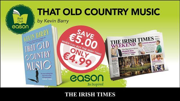 Irish Times Eason offer for August 14-21