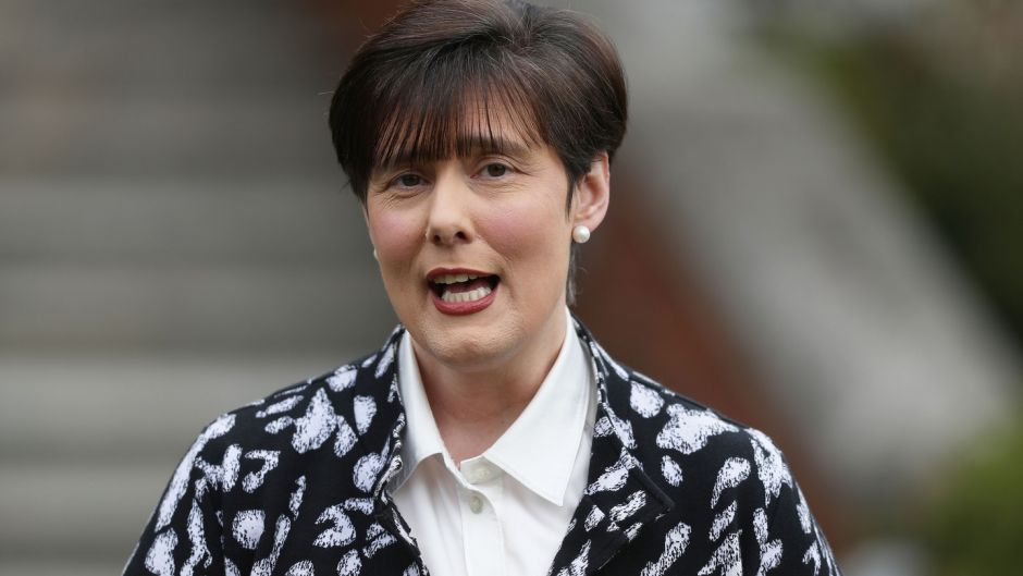Foley launches project where small rural primary schools will work in 'clusters'