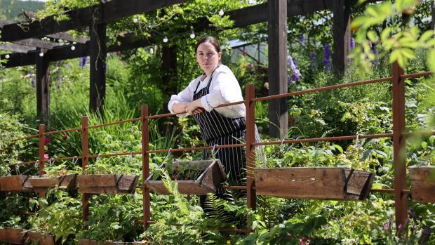 Chef Danni Barry: It seems like a little pocket of real foodie stuff and we would like to showcase that here. Photograph: Nick Bradshaw