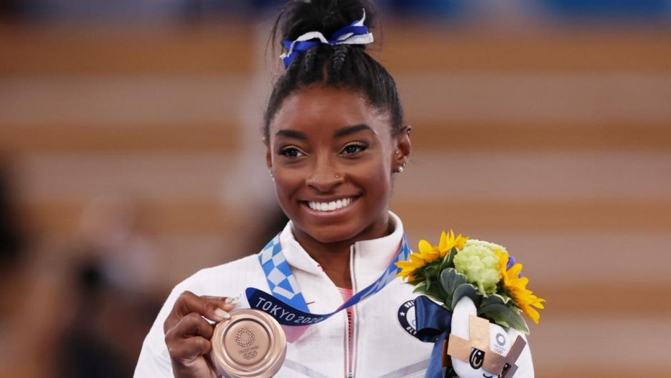 Joanne O'Riordan: Simone Biles shows quitting can be good for you