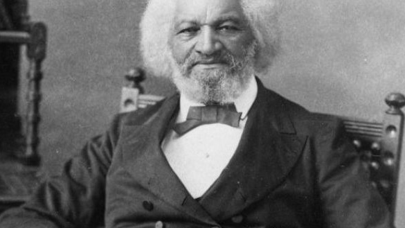Frederick Douglass: escaped slavery and became a prominent abolitionist, orator and writer. Photograph: MPI/Getty Images