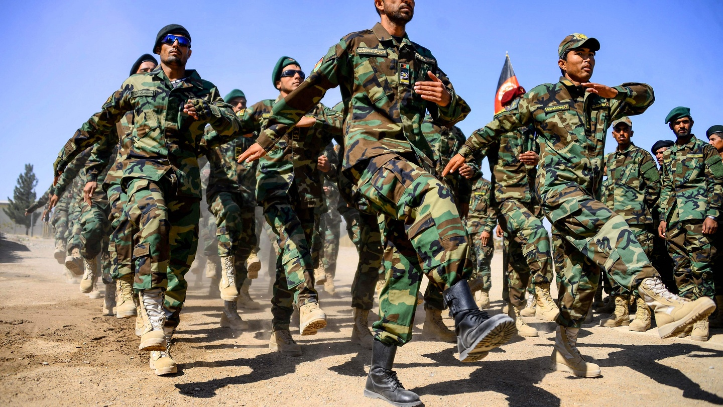 Low morale, no support and bad politics: why the Afghan army folded