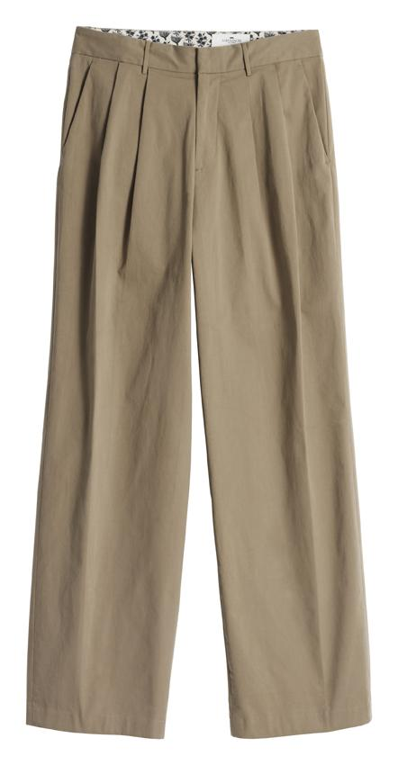 Trousers €59.95 H&M