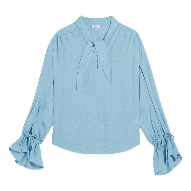 Claudie Pierlot Balia flowing blouse €225