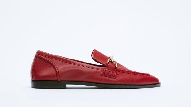 Loafers €49.99 Zara