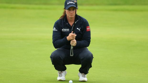 Leona Maguire will make history when she becomes the first Irish woman golfer to make her Solheim Cup debut.  Photo: Andrew Redington / Getty Images