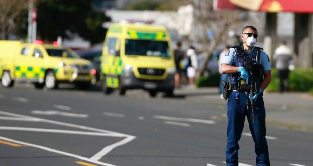"""New Zealand Police Kill """"Extremist"""" who Stabbed Six People in Supermarket"""