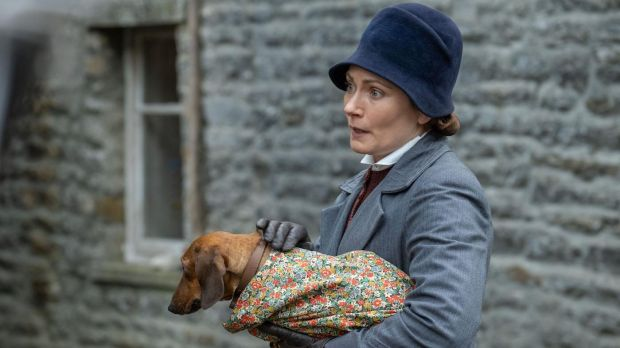 Anna Madeley in All Creatures Great and Small
