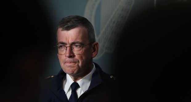 Garda Commissioner           Drew Harris: proposed powers for Gsoc were 'disproportionate'           to the 'actual threat of corruption and misconduct' within the           Garda. Photograph: Nick Bradshaw