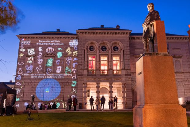 The Drawing Project at The National Gallery