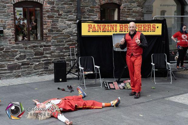 Guido Fanzini's Impossible Circus, Killarney House & Gardens