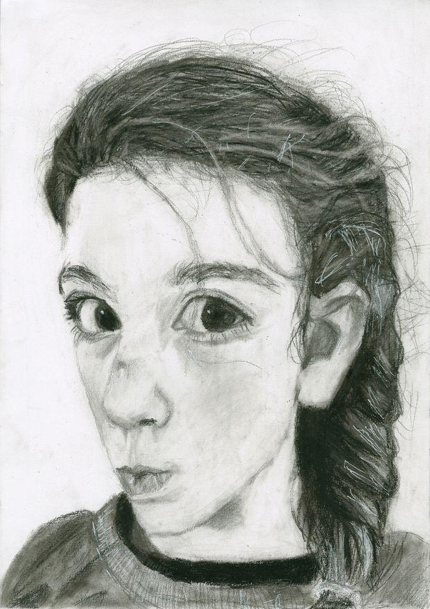 Philippa Dunlop ( 12) Mon autoportrait