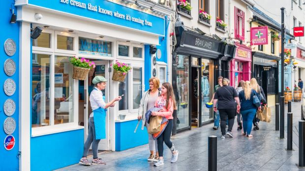 Killarney, Co Kerry is described as a unique place to live.  Photograph: Getty