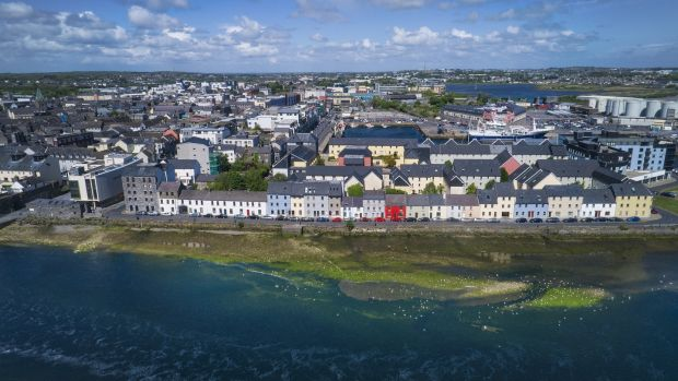 Galway is described as a city full of cultural assets with a vibrant arts scene.  Photograph: Getty