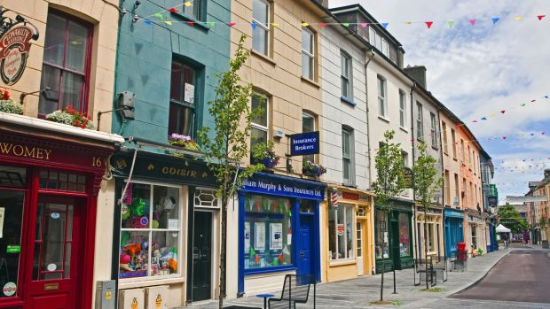 Clonakilty, Co Cork is described as a pioneering city that can be seen as a role model for other cities around the world.  Photograph: Getty Images
