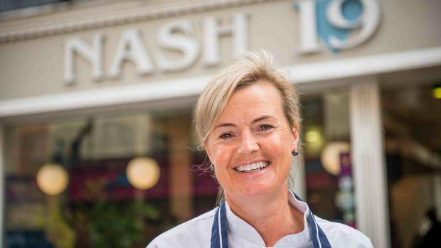 Community award winner Claire Nash of Nash 19 in Cork city.