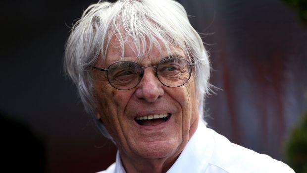 Bernie Ecclestone, exjefe de la Fórmula Uno.  Fotografía: David Davies / PA Wire